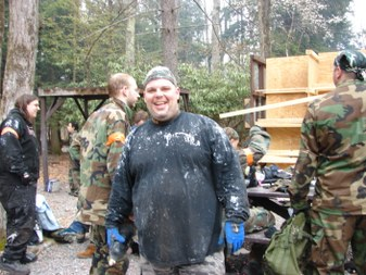 PAINTBALL & CAMPING