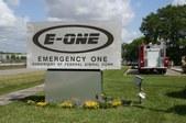 HFD E6 at E-One in Ocala, FL.