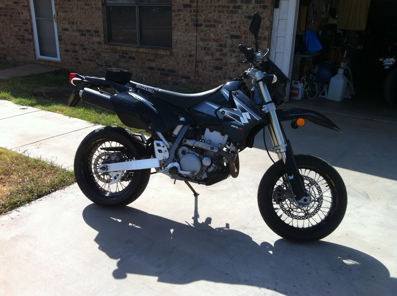 2006 Suzuki DRZ400SM - TWT Forums