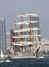 Portuguese Tall Ship Sagres