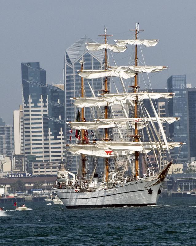 Portuguese Tall Ship Sagres
