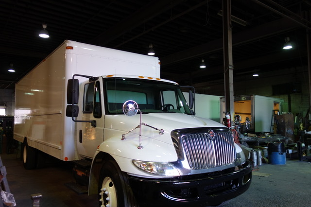 Trucksandbodies year 2008 location new jersey make international model 4300 odometer 165539 gvw 25995 cdl non cdl color white type dry truck sciox Image collections