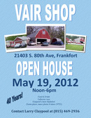 Vair Shop 40th Anniversary Party 
