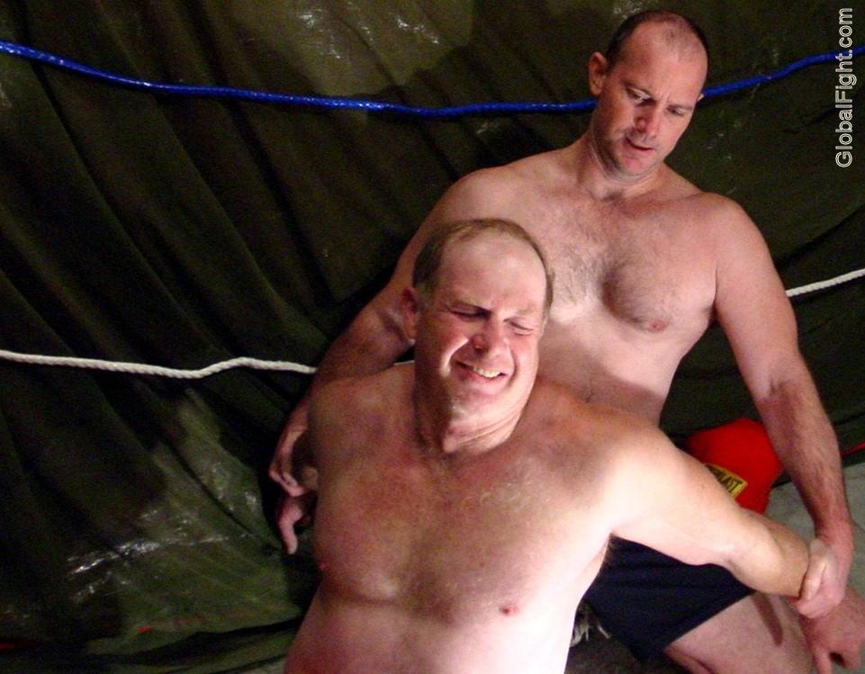 Nude Male Pro Wrestlers 53
