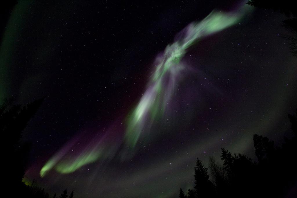 Northern Lights Spring 2012