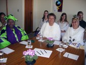Grandmothers Meet Brazilian Leaders