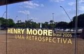 Henry Moore in Brasilia