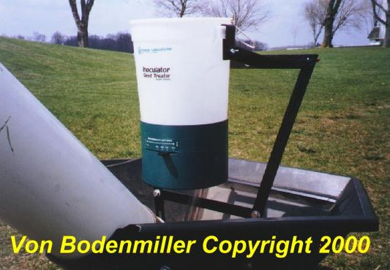 Viewing a thread - Soybean inoculant