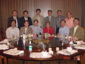 2003-9-26 Friday Dinner Gathering