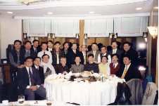 74 Class Club Dinner with Wong & Lo Sir