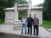 Father Chow's visit to Beijing (3)
