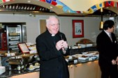 Father Deignan's Birthday Party