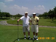 Fong & So Golfing at Xili