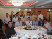 Friday Club Gathering on Oct 25, 2002