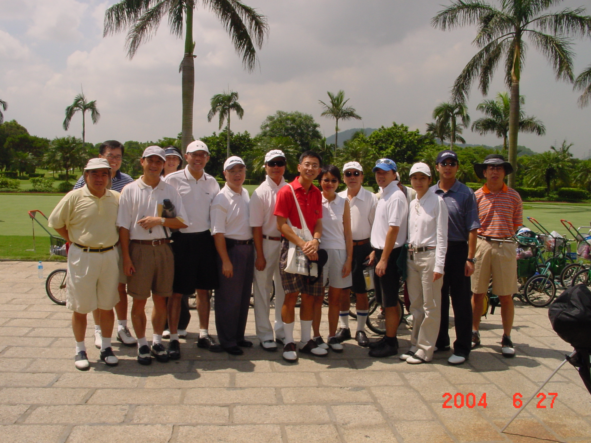 Golfing Trip to Tycoon Golf Club