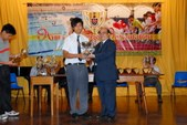 Jason Tse - Top Sportsman in Wah Yan