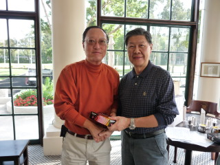 Wah Yan Golf Tournament Dec 2010
