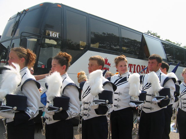 Remember the Lions Band