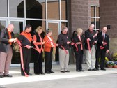 <B>Five Points Ribbon Cutting</B>