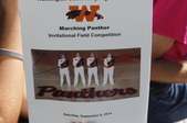 2014 Marching Panther Invitational