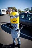 ... a day with a minion ...