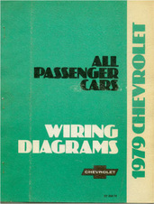 1979 Wiring Diagrams