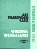 1983 Wiring Diagrams  