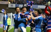 Rangers FC championship promotion