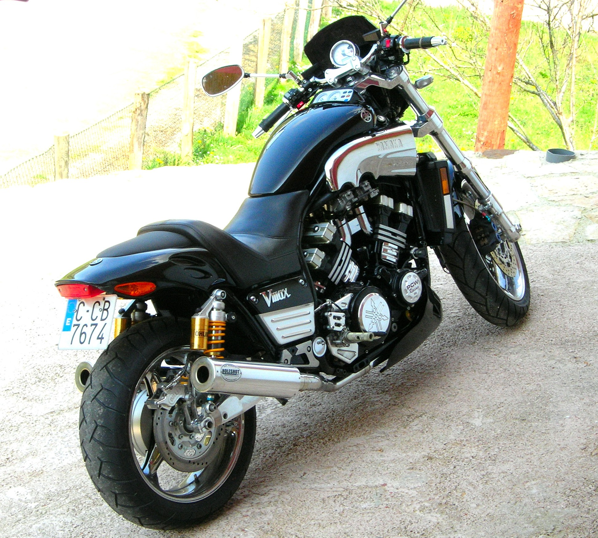 Yamaha Star V-Max Forum :: Topic: WHO HAS OR HAD A GEN 1 (3/4)