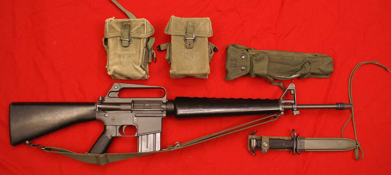 photo 2 of 68 colt model 603 xm16e1 m16a1 army