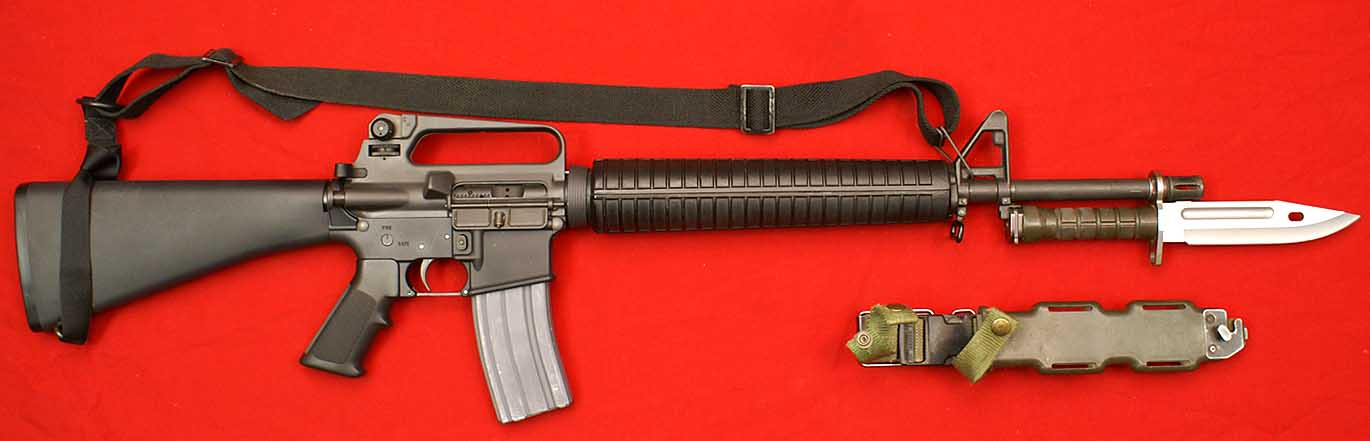 Military sling and bayonet questions  - AR15 COM