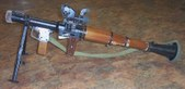 RPG7 Rocket Launcher