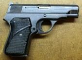 1970 M70 7.65 pistol (7.65)