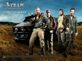 A-Team the Movie 2010 Action Figures
