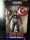 Captain America Marvel Legends BAF