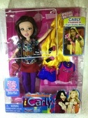 "ICarly 12"" Playmates Dolls"