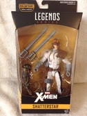 Marvel Legends X-Men BAF Warlock 2017