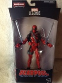 Marvel Legends BAF Sasquatch Deadpool