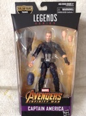 Marvel Legends Infinity Wars BAF Lizard