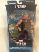 Marvel Legends Mighty Thor BAF Hulk 2017