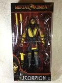 "Mortal Kombat 8""Action Figures McFarlane"