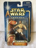 Star Wars Attack of the Clones Figures