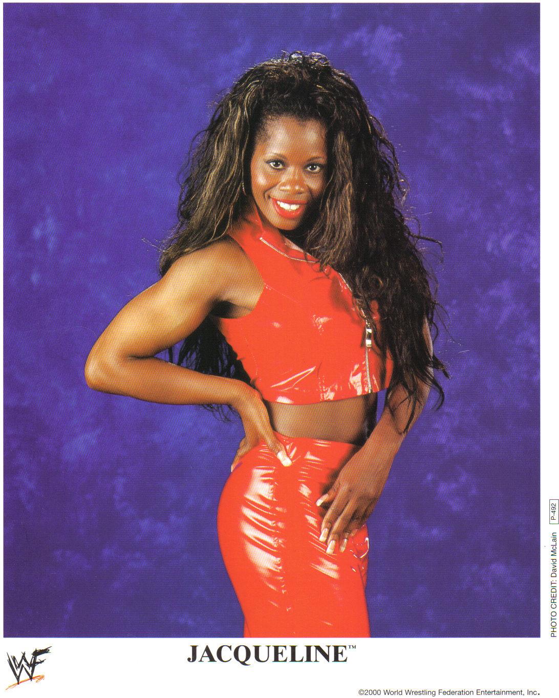 Jacqueline wrestler