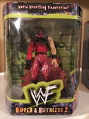 WWE Ripped & Ruthless Wrestlers Jakks