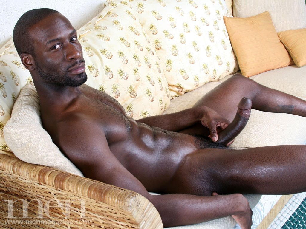 Best of Abnormally Black Cocks Gay