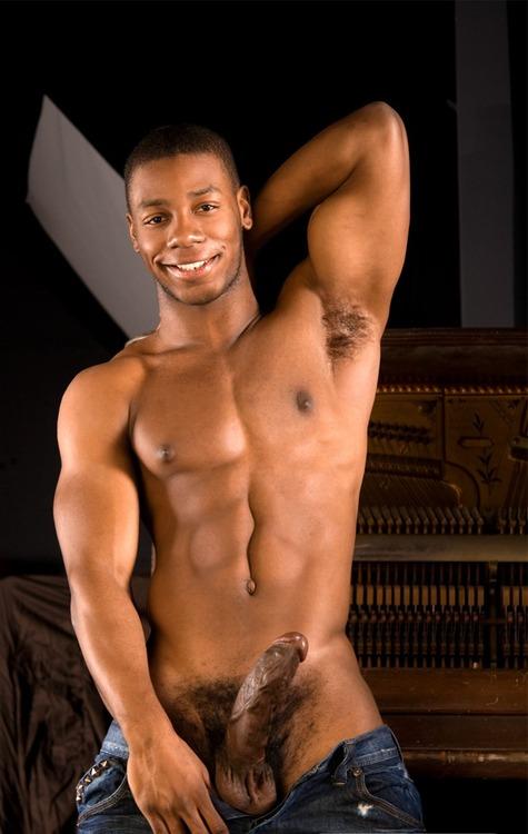 Modèles masculins homosexuels noirs