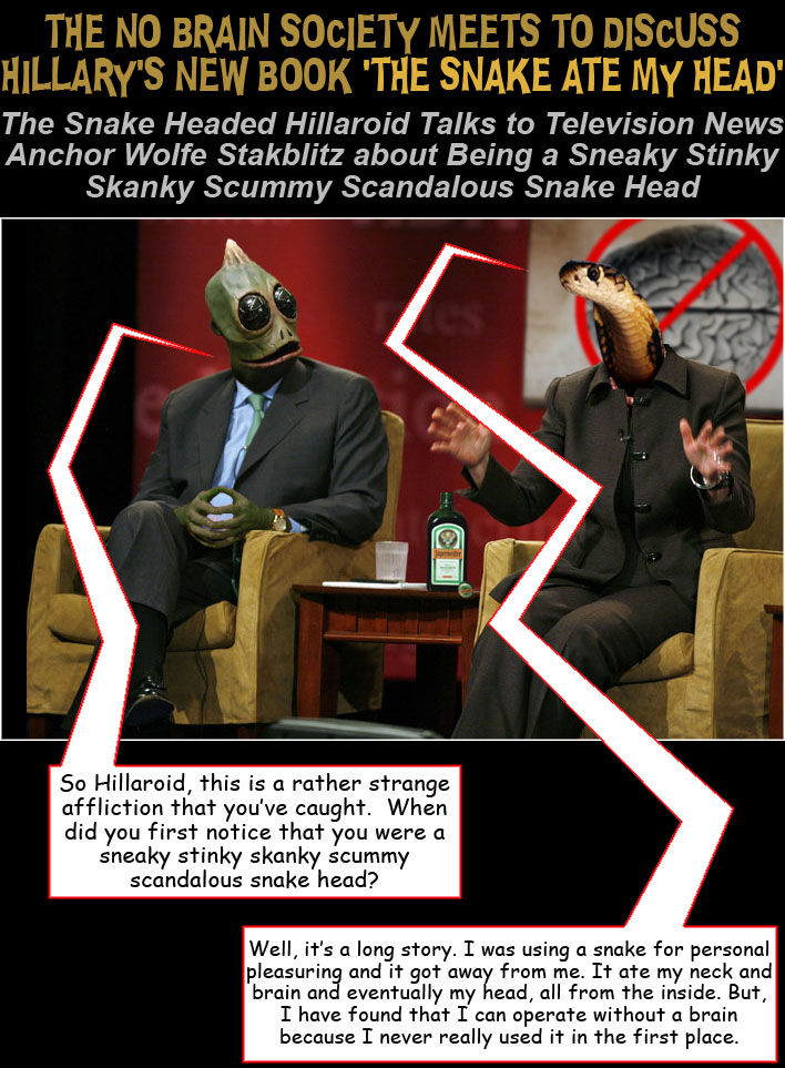 Sleestak PhotoShop Humor