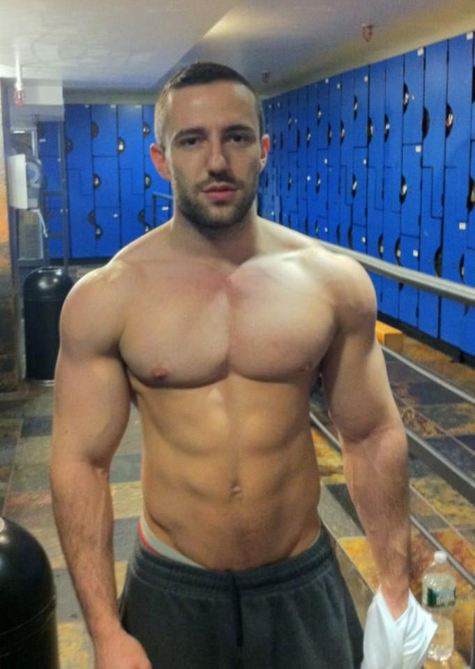 Hairy Jocks In Locker Room