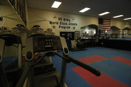 Ft. Carson - Boxing Facility