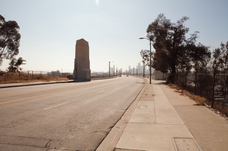 6th Street Bridge - Downtown LA